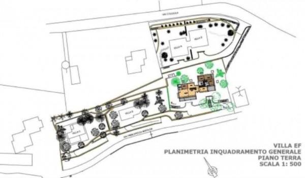 Villa in vendita a Bordighera, Con giardino, 211 mq - Foto 2