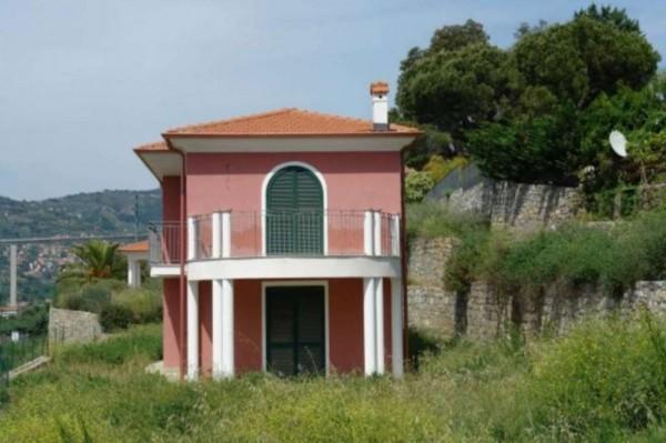 Villa in vendita a Bordighera, Con giardino, 211 mq - Foto 22