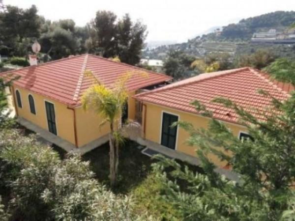 Villa in vendita a Bordighera, Con giardino, 211 mq - Foto 7