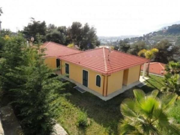 Villa in vendita a Bordighera, Con giardino, 211 mq - Foto 21