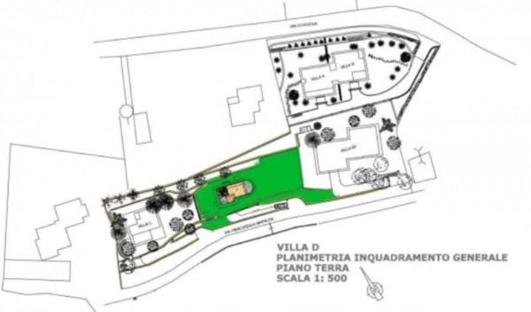 Villa in vendita a Bordighera, Con giardino, 211 mq - Foto 3