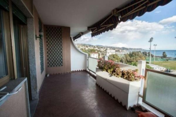 Appartamento in vendita a Sanremo, Con giardino, 130 mq - Foto 6