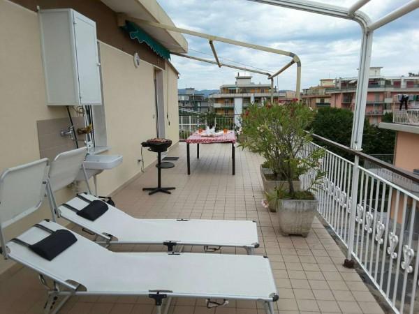Appartamento in vendita a Borghetto Santo Spirito, Residenziale, Arredato, con giardino, 75 mq
