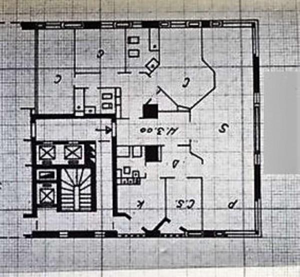 Appartamento in affitto a Legnano, Centro, 180 mq - Foto 3