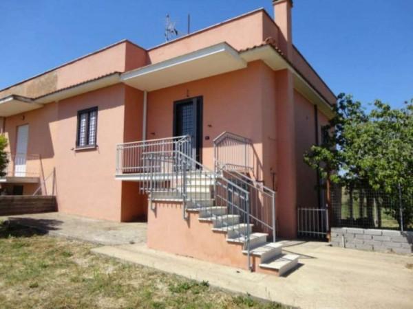 Villa in vendita a Ardea, Madonnina, Con giardino, 130 mq - Foto 1