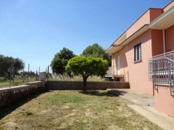Villa in vendita a Ardea, Madonnina, Con giardino, 130 mq - Foto 20