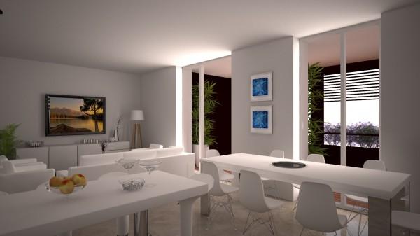 Appartamento in vendita a Agrate Brianza, 88 mq