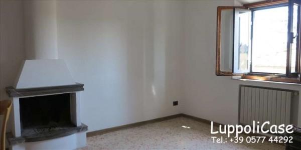 Appartamento in vendita a Sovicille, Arredato, 80 mq - Foto 15