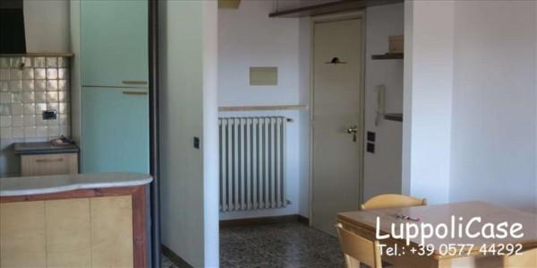 Appartamento in vendita a Sovicille, Arredato, 80 mq - Foto 5
