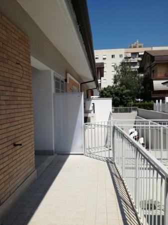 Villetta a schiera in vendita a Ciampino, Con giardino, 220 mq - Foto 25