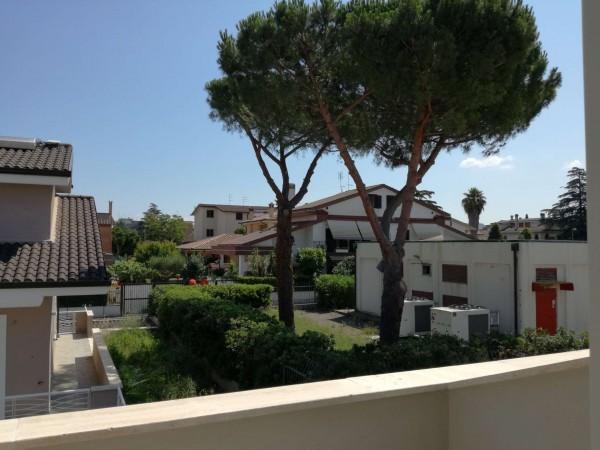 Villetta a schiera in vendita a Ciampino, Con giardino, 220 mq - Foto 27