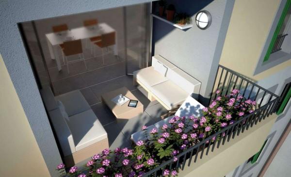 Appartamento in vendita a Sestri Levante, Villa Ragone, Con giardino, 85 mq - Foto 23