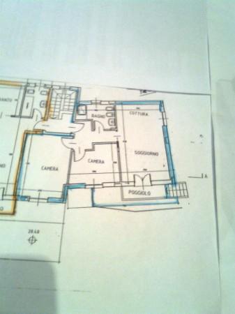 Appartamento in vendita a Sestri Levante, Villa Ragone, Con giardino, 85 mq - Foto 8