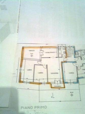 Appartamento in vendita a Sestri Levante, Villa Ragone, Con giardino, 85 mq - Foto 9