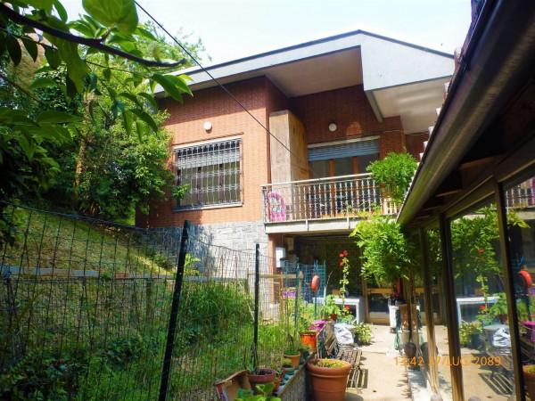 Villa in vendita a Torino, Cavoretto, Con giardino, 500 mq - Foto 4