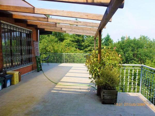Villa in vendita a Torino, Cavoretto, Con giardino, 500 mq - Foto 7