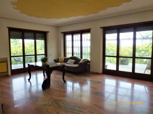 Villa in vendita a Torino, Cavoretto, Con giardino, 500 mq - Foto 19