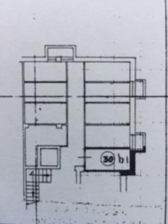 Appartamento in vendita a Gavirate, Oltrona Al Lago, Con giardino, 80 mq - Foto 3