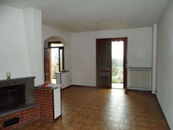 Appartamento in vendita a Gavirate, Oltrona Al Lago, Con giardino, 80 mq - Foto 9