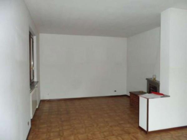 Appartamento in vendita a Gavirate, Oltrona Al Lago, Con giardino, 80 mq - Foto 1