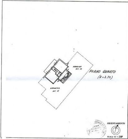 Appartamento in vendita a Santa Margherita Ligure, San Siro, Con giardino, 45 mq - Foto 4