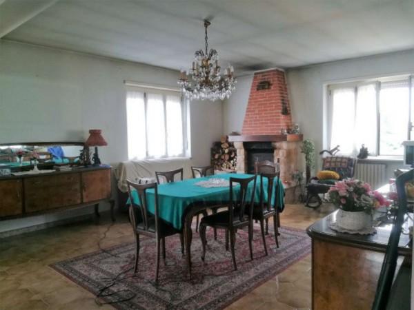 Villa in vendita a Orbassano, Via Trento, Con giardino, 200 mq