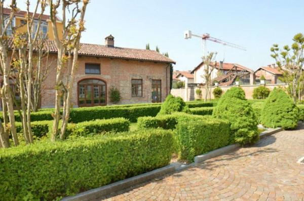 Rustico/Casale in vendita a Orbassano, Centro, Arredato, con giardino, 1000 mq - Foto 32