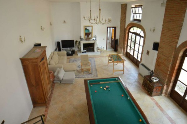 Rustico/Casale in vendita a Orbassano, Centro, Arredato, con giardino, 1000 mq - Foto 22