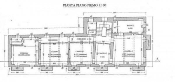 Rustico/Casale in vendita a Orbassano, Centro, Arredato, con giardino, 1000 mq - Foto 2