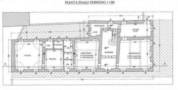 Rustico/Casale in vendita a Orbassano, Centro, Arredato, con giardino, 1000 mq - Foto 5