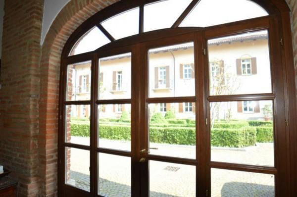 Rustico/Casale in vendita a Orbassano, Centro, Arredato, con giardino, 1000 mq - Foto 13
