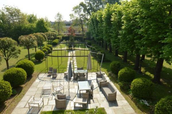 Rustico/Casale in vendita a Orbassano, Centro, Arredato, con giardino, 1000 mq - Foto 16