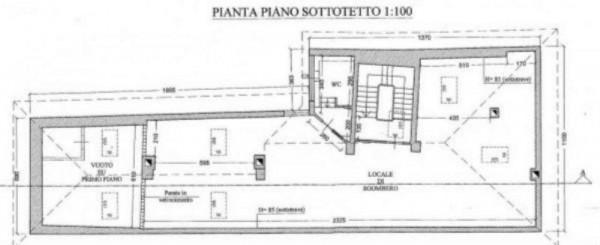 Rustico/Casale in vendita a Orbassano, Centro, Arredato, con giardino, 1000 mq - Foto 4