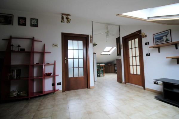 Appartamento in vendita a San Gillio, Centro, Arredato, con giardino, 73 mq - Foto 13