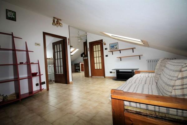 Appartamento in vendita a San Gillio, Centro, Arredato, con giardino, 73 mq - Foto 14