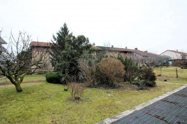 Appartamento in vendita a San Gillio, Centro, Arredato, con giardino, 73 mq - Foto 7