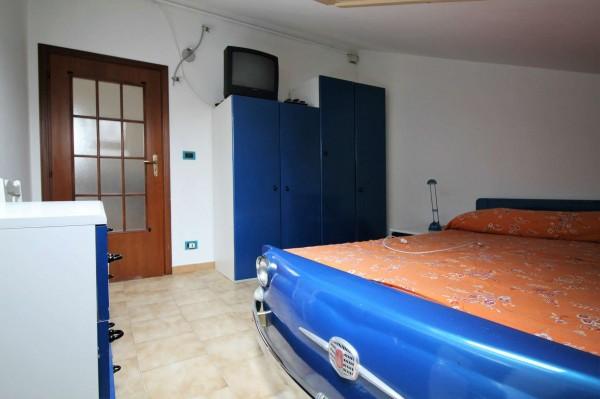 Appartamento in vendita a San Gillio, Centro, Arredato, con giardino, 73 mq - Foto 10