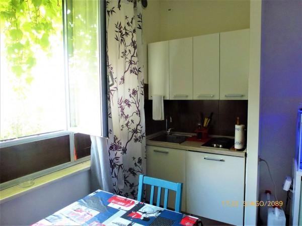 Appartamento in vendita a Torino, Arredato, con giardino, 38 mq - Foto 9