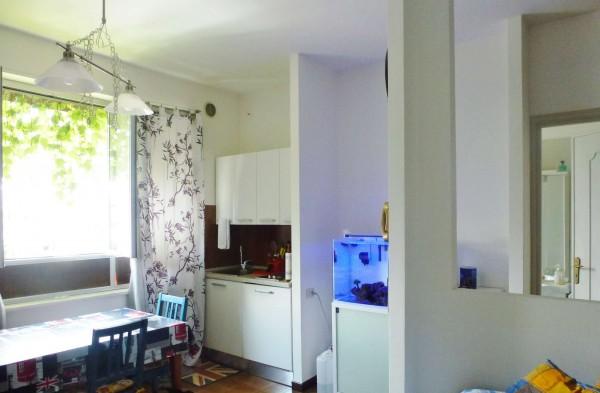 Appartamento in vendita a Torino, Arredato, con giardino, 38 mq - Foto 6