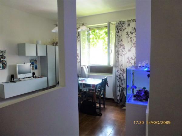 Appartamento in vendita a Torino, Arredato, con giardino, 38 mq - Foto 11