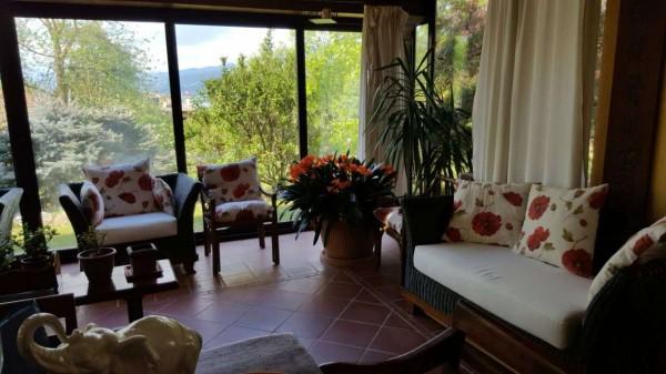 Villa in vendita a Galliate Lombardo, Residenziale, Arredato, con giardino, 717 mq - Foto 9