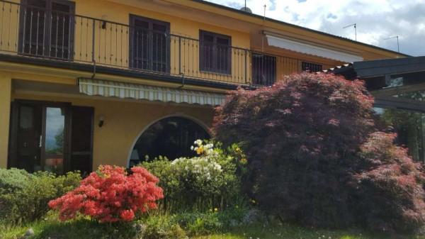 Villa in vendita a Galliate Lombardo, Residenziale, Arredato, con giardino, 717 mq - Foto 14