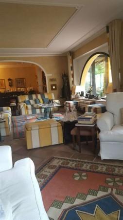 Villa in vendita a Galliate Lombardo, Residenziale, Arredato, con giardino, 717 mq - Foto 10