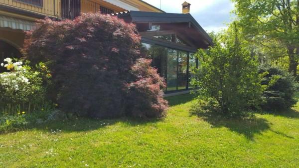 Villa in vendita a Galliate Lombardo, Residenziale, Arredato, con giardino, 717 mq - Foto 15