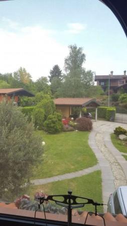 Villa in vendita a Galliate Lombardo, Residenziale, Arredato, con giardino, 717 mq - Foto 19