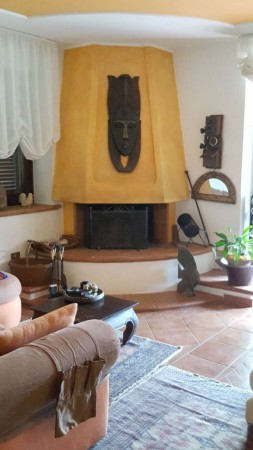 Villa in vendita a Galliate Lombardo, Residenziale, Arredato, con giardino, 717 mq - Foto 18
