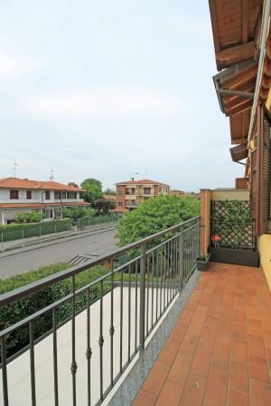 Appartamento in vendita a Cassano d'Adda, Stazione, 130 mq - Foto 13