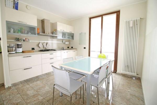 Appartamento in vendita a Cassano d'Adda, Stazione, 130 mq - Foto 14