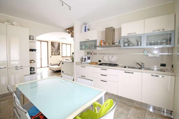 Appartamento in vendita a Cassano d'Adda, Stazione, 130 mq - Foto 15