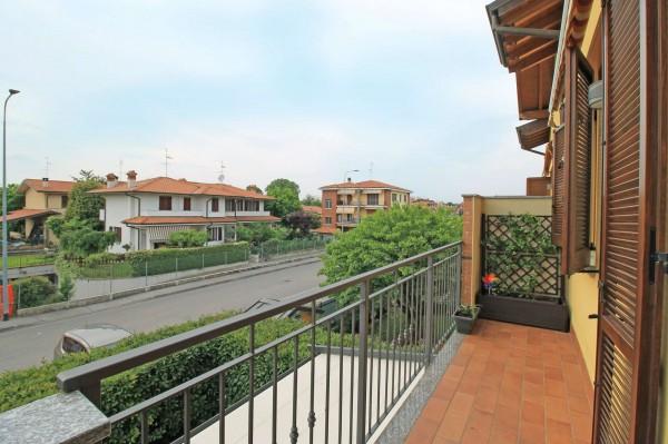 Appartamento in vendita a Cassano d'Adda, Stazione, 130 mq - Foto 7